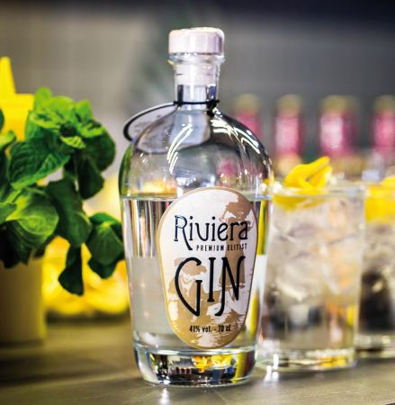 Riviera Gin primo made in Italy