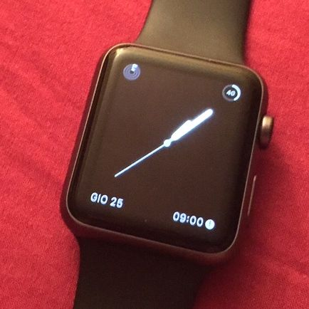 apple watch orologio