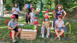L'estate dei bambini: partiti i City Camp