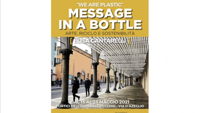 We are Plastic..and you? 'Message in a Bottle' e ogni cittadino può partecipare