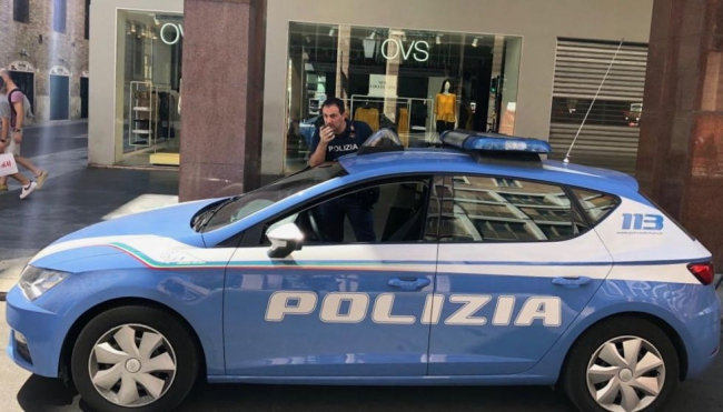 Colto in flagranza, arrestato per Stalking l'ex compagno.