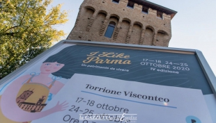 "I Like Parma. visita al ""Torrione Visconteo"" (FOTO)"