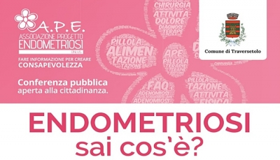 "Conferenza APE Onlus: ""Endometriosi, sai cos'è?"""