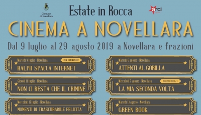 Estate in Rocca, torna il cinema estivo a Novellara