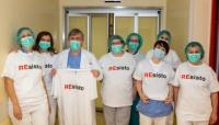 T-Shirt in dono agli operatori dell'Ausl IRCCS di Reggio Emilia