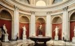 Tutte statue di marmo… tutte tranne una!