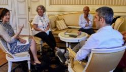 Il Sindaco incontra la nuova Commissaria straordinaria AUSL di Parma