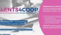 TALENTS4COOP, parte la call per innovare le competenze