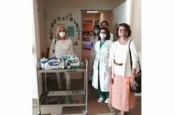 Donazione del Lions Club Parma Maria Luigia  per i bambini dell'Oncoematologia pediatrica