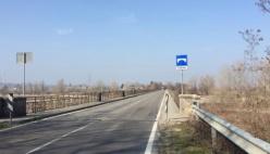 Mamiano: chiuso il ponte sul Parma dal 4 al 9 dicembre