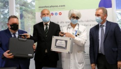 "Imola, sostegno al progetto ""RMT (Respiratory Muscle Training)""   del Montecatone Rehabilitation Institute grazie a Carta Etica UniCredit"