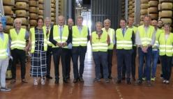 Benessere animale e filiera controllata del latte.  Focus Italia-Germania a Parma grazie ad Emilcap (Video Interviste)
