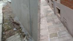 Nuovi pavimenti in pietra per i marciapiedi di via Somaglia e San Bernardo.