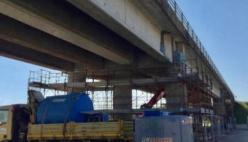 Ragazzola: oggi le prove di carico sul Ponte Verdi