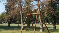 Interventi di manutenzione al Parco Ferrari