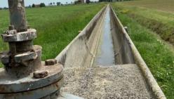 """Risparmio idrico in pianura: 15,2 milioni di euro per le nuove """"canalette"""" irrigue"""