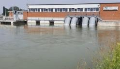 Tra siccità in Romagna e grandinate in Emilia il prelievo d'acqua dal Po del CER registra il record storico mai raggiunto prima