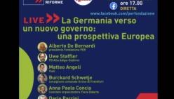 """Tornano gli incontri """"PER"""" - Progresso Europa Riforme"""