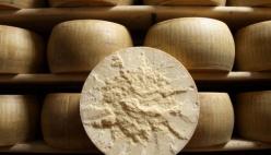 Parmigiano Reggiano: 2020 da record (3,94 milioni di forme e +10,7% export)