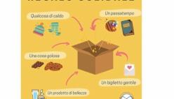 Non rompeteci le scatole... della solidarietà