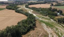 Il Piemonte allontana lo spettro siccità, l'Emilia-Romagna no
