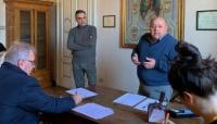Val d'Enza: per il progetto-invaso Catellani alla guida di un team specializzato
