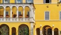Palazzo Bossi Boschi, Strada Ponte Caprazucca, 4 - Parma.  Museo Fondazione Cariparma.