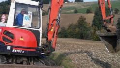 Bonifica Parmense, intervento sul reticolo idraulico minore per la sicurezza delle strade di Medesano