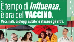 Distribuzione vaccini antinfluenzali, il chiarimento della Regione