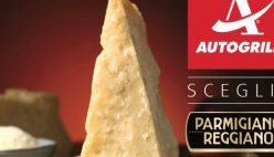 Autogrill sceglie Parmigiano Reggiano