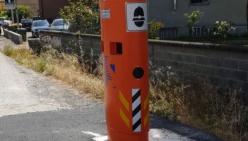 Sicurezza stradale: installato a Roncaglia un nuovo dispositivo autovelox