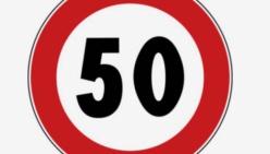 Soragna: limite dei 50 km orari tra Sp 119 e Strada delle Cinque Vie