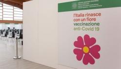 """Polo Vaccinale al """"Pala Ponti""""; inaugurazione con il presidente Bonaccini"""