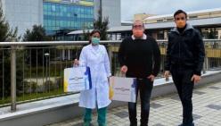 Il telefono amico: Gruppo COMeSER e Sinapsi Group donano 20 smartphone agli Ospedali di Fidenza e Parma per i degenti COVID-19