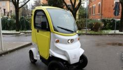 Ducati Energia ha donato un veicolo elettrico all'AOU di Modena